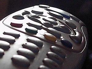 Television remote control