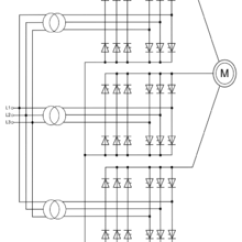 Wiring Diagram For 3 Phase Motor Ford Model A Ignition Cycloconverter - Wikipedia