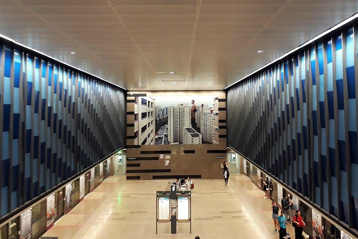 Bukit Panjang MRT/LRT station - Wikipedia