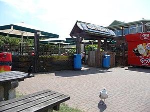English: Dawlish Warren : The Boathouse Pub