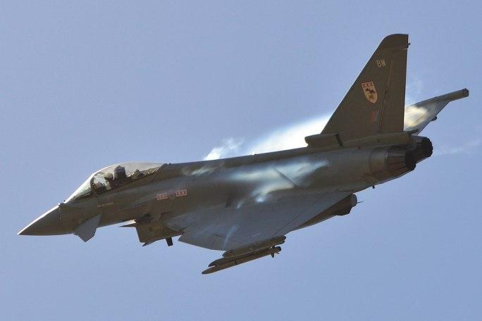 Eurofighter Typhoon FGR4 'ZK308 - BW' (26516602531)