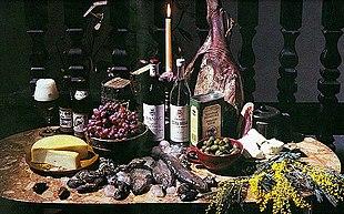 Cucina montenegrina  Wikipedia