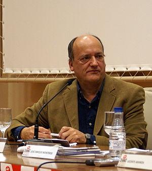 Español: Gustavo Martín Garzo, escritor españo...