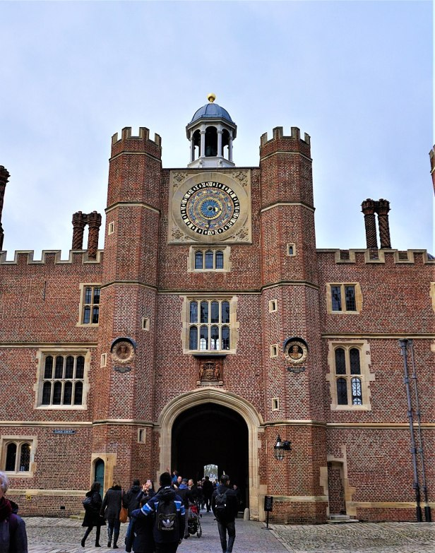 Hampton Court Astronomical Clock- Joy of Museums