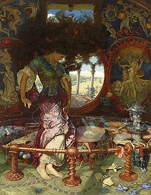 The Lady of Shalott (1905)