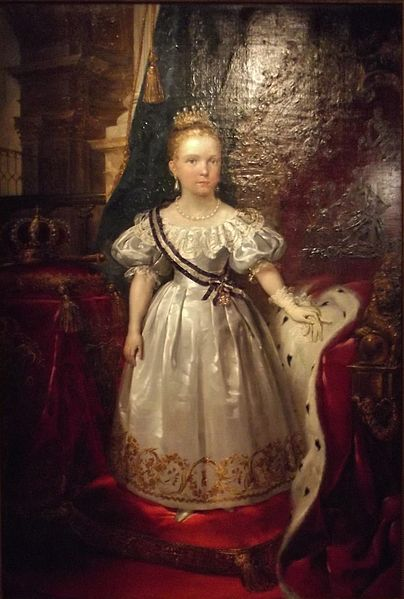 File:Isabel II niña.JPG
