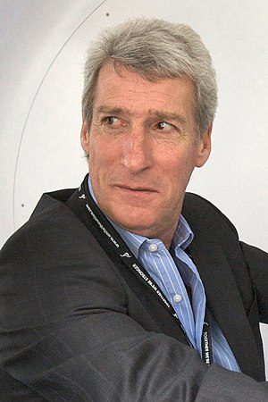 Jeremy Paxman, British journalist and broadcas...