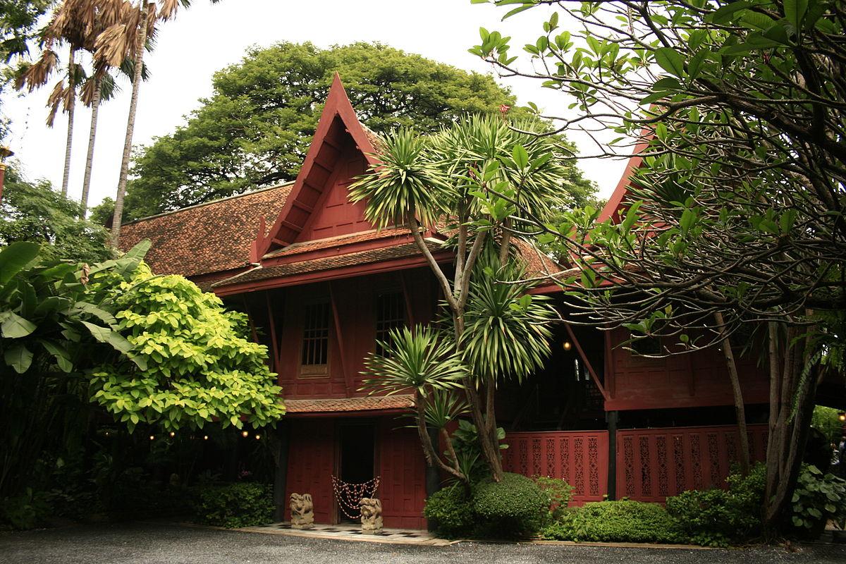 Casa di Jim Thompson  Wikipedia