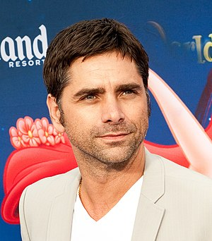 English: John Stamos at the World of Color Pre...