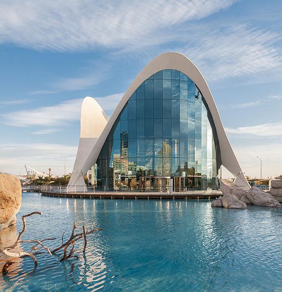 Archivo: L'Oceanografic, Valencia, España 2 - Jan 07.jpg