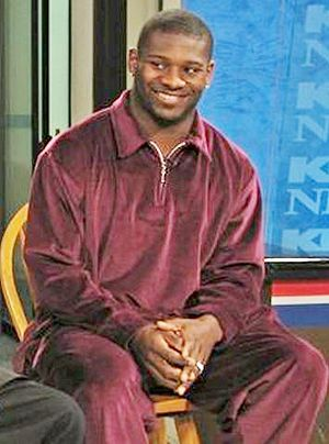 Photo of football great LaDainian Tomlinson