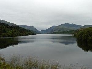 Llanberis Lake Llyn Padarn