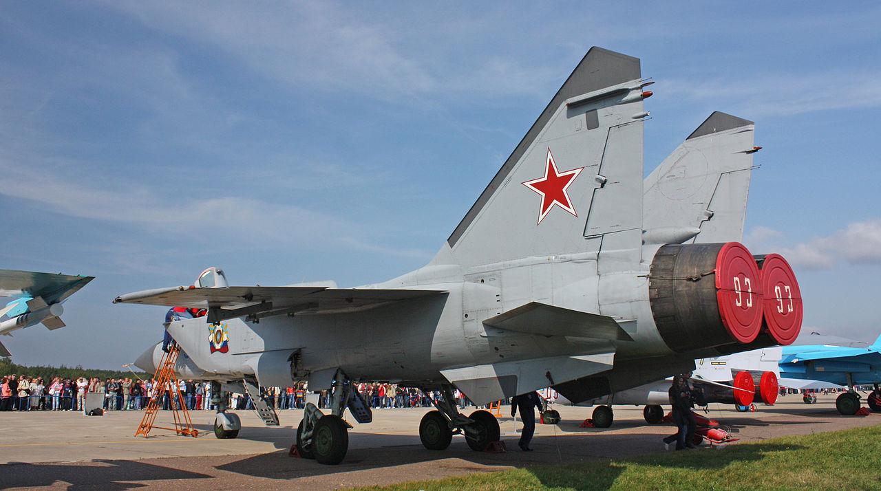 File:MiG-31BM on the MAKS-2009 (02).jpg - Wikimedia Commons