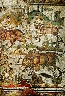 Venationes  Wikipdia