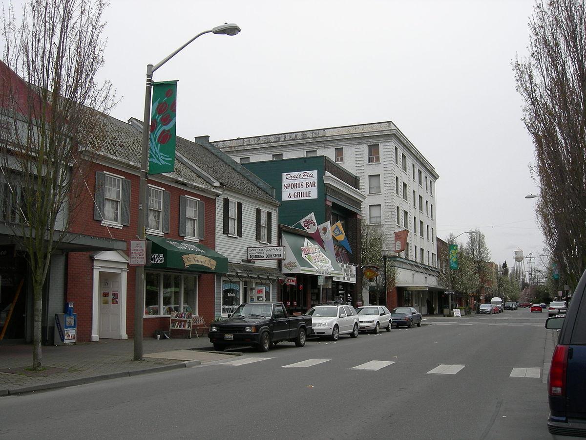 Mount Vernon Washington  Wikipedia