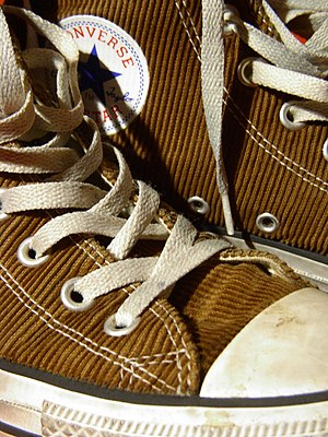 My shoes - detail