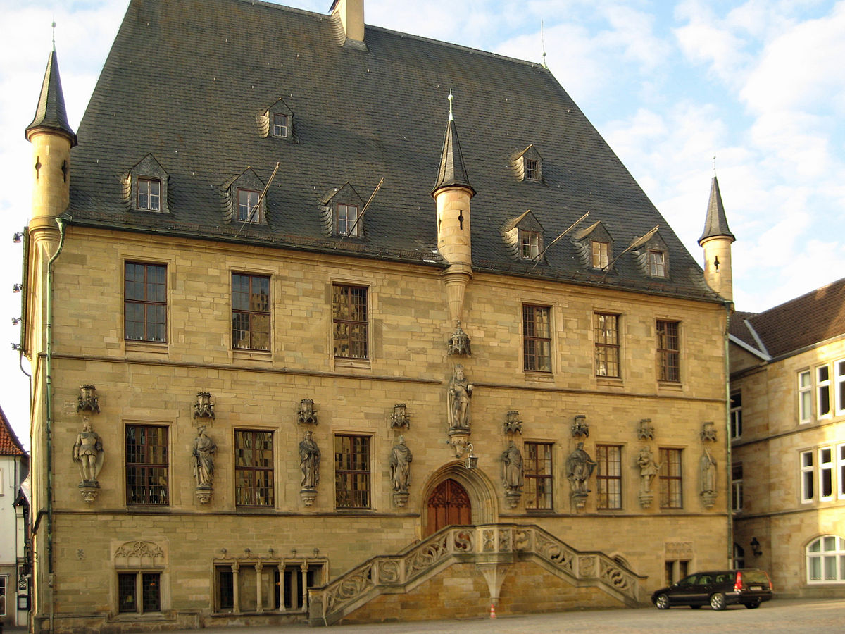 Osnabrck Town Hall  Wikipedia