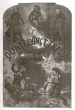 Quatre Vingt Treize Victor Hugo : quatre, vingt, treize, victor, Category:Quatrevingt-treize, Wikimedia, Commons