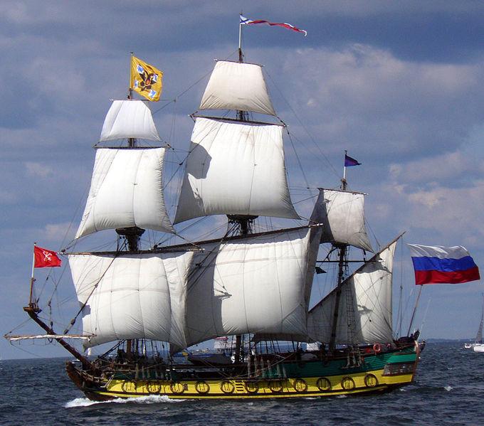 Shtandart armada rouen
