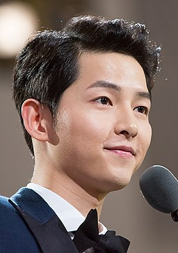 Song Joong-ki at Style Icon Asia 2016