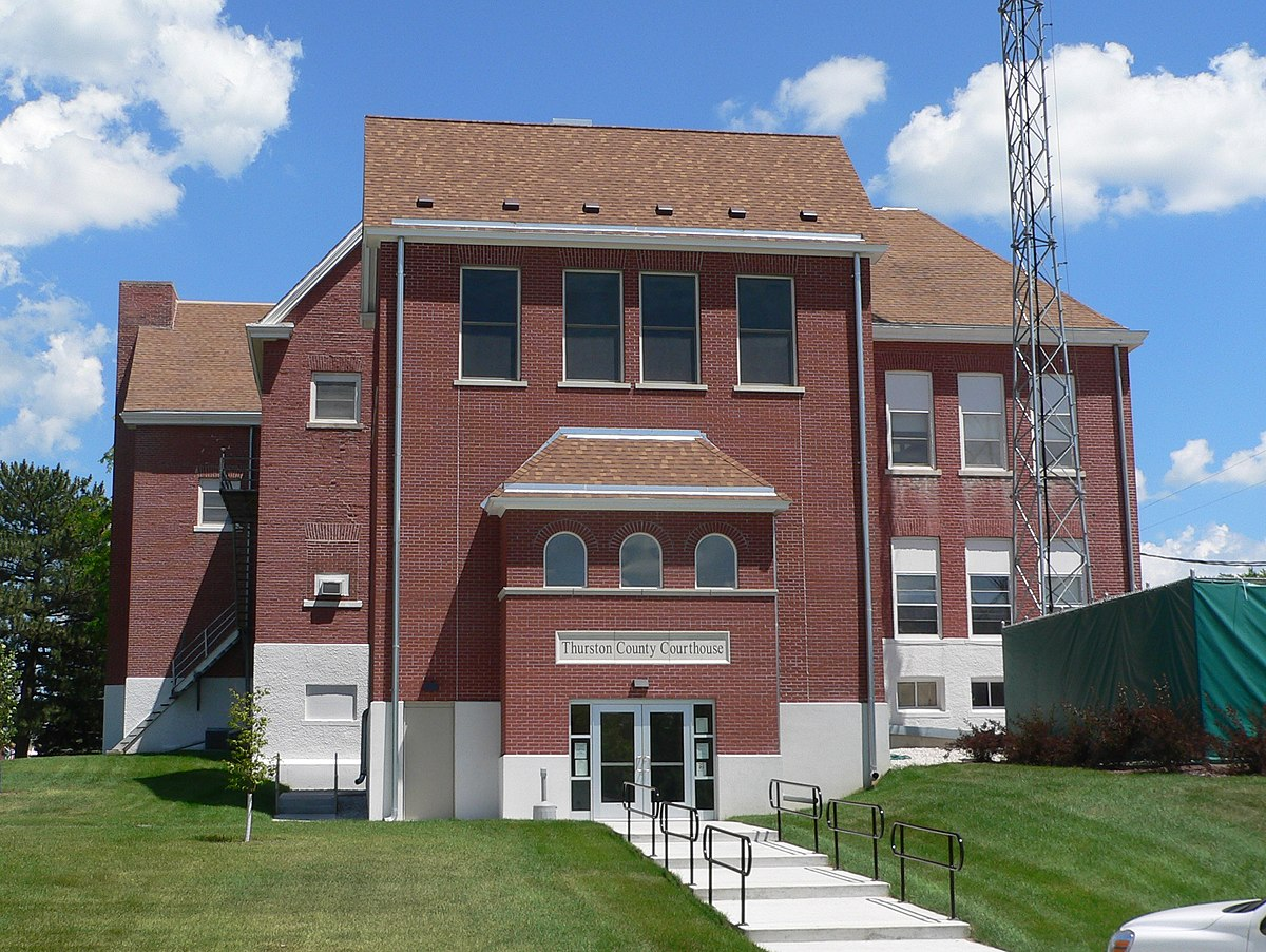 Thurston County (Nebraska) – Wikipedia