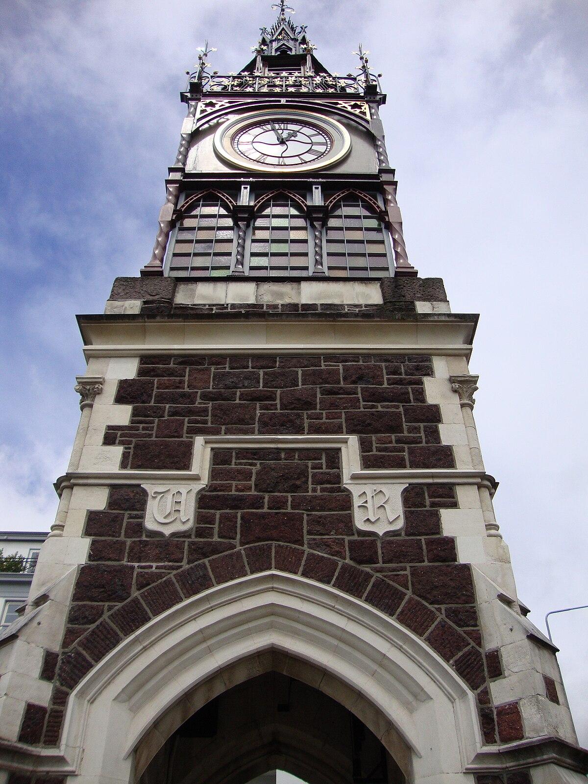 Victoria Clock Tower Wikipedia