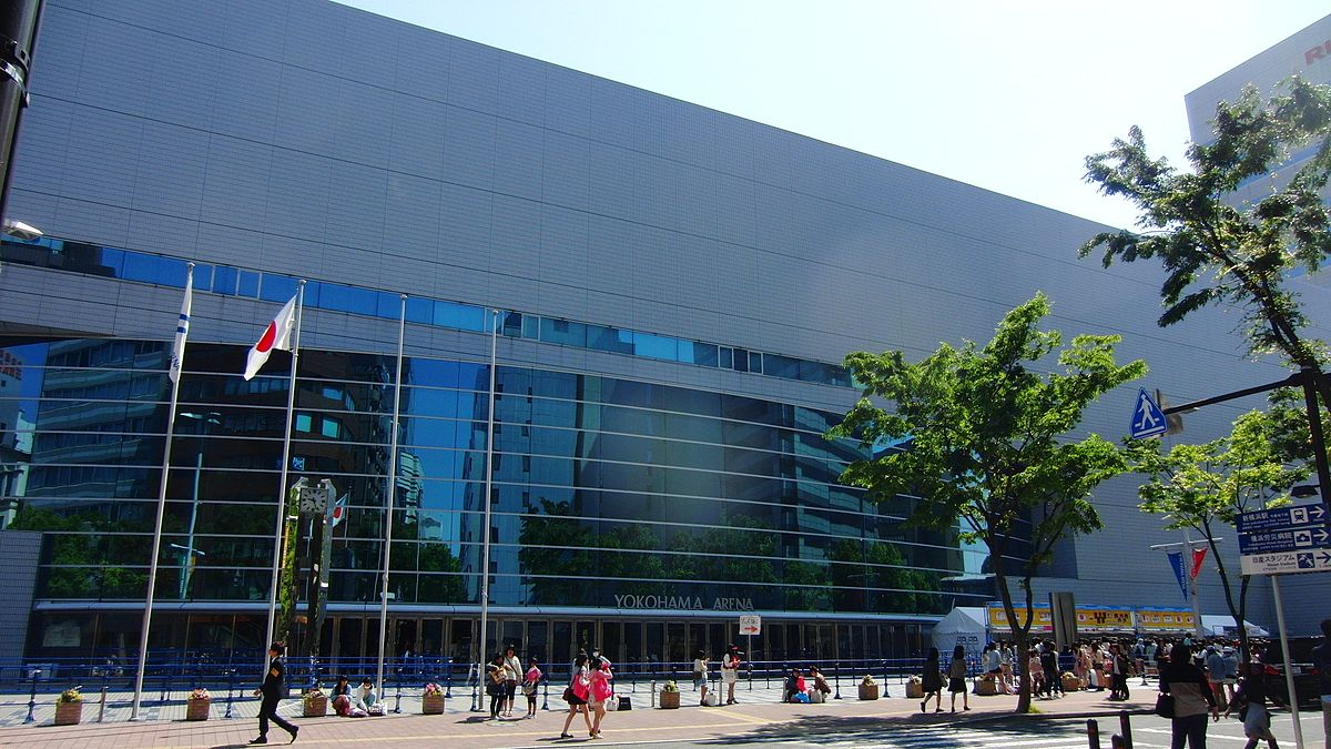 Yokohama Arena  Wikipedia