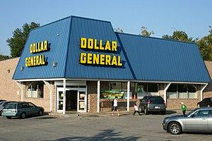 Dollar General variety shop at 800 Broad Stree...