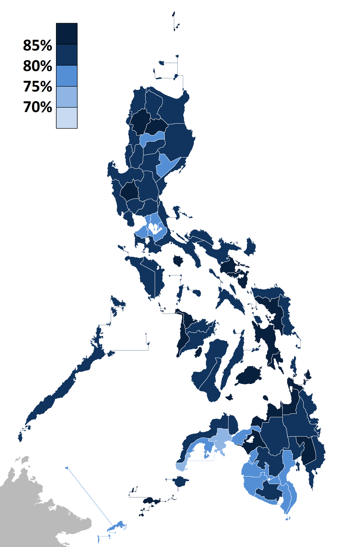 2016 Philippine general election  Wikipedia