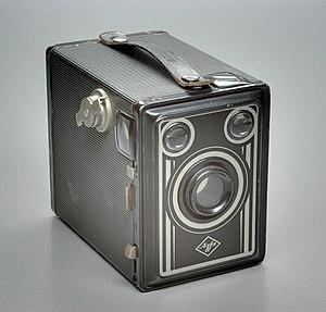 Agfa Box BW 1