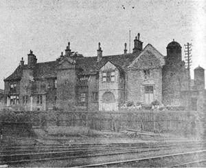 Ashton-under-Lyne old hall