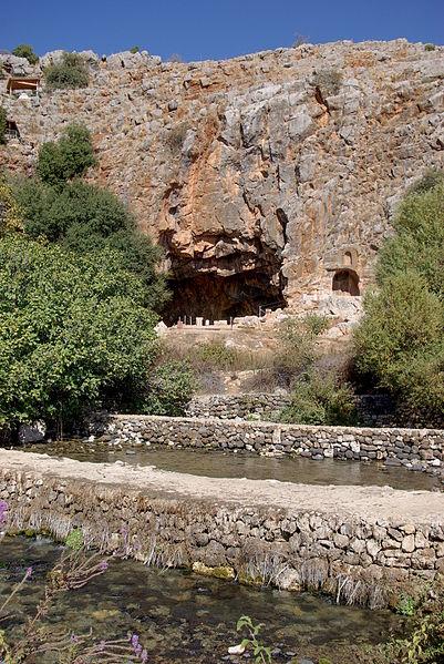 Pan's Cave or Pangrotte