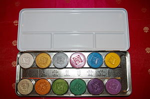 Lumiere Grand Colour Palette by Ben Nye.