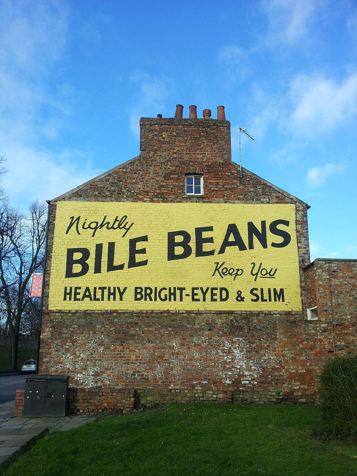Bile Beans Wikipedia