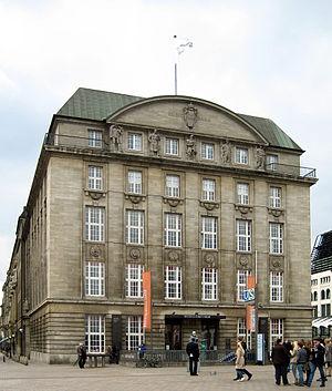 Deutsch: Das Bucerius Kunst Forum auf dem Rath...