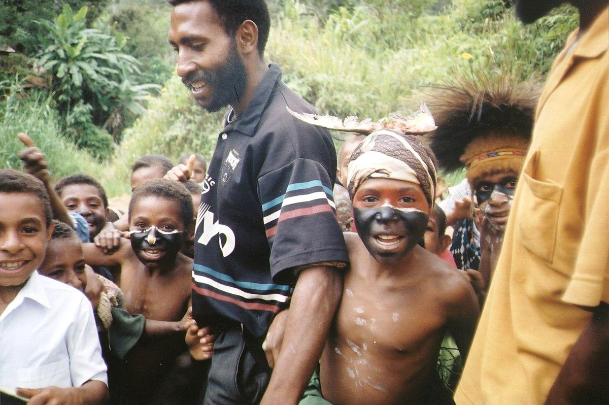 Papuan People  Wikipedia