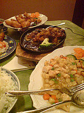 Global Cuisine Wikipedia
