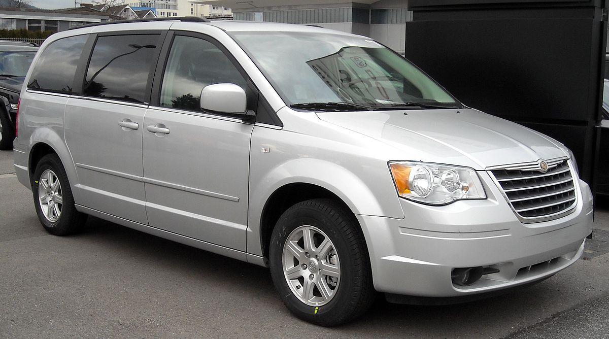 Chrysler Minivans  Wikipedia
