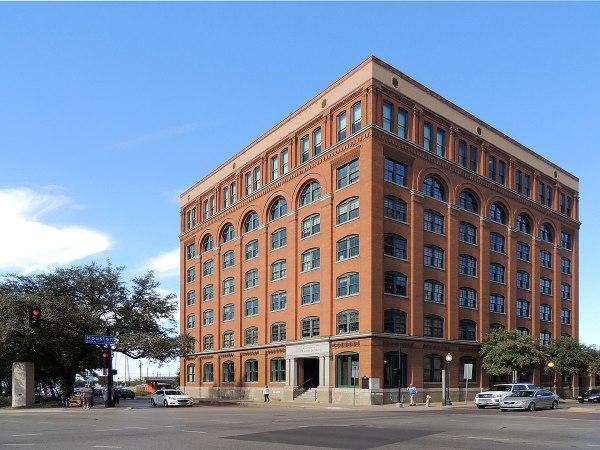 Texas School Book Depository Building Museum