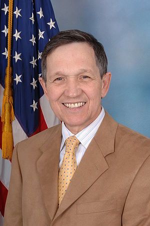 English: Dennis Kucinich official photo.