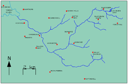 Gardiners Creek  Wikipedia