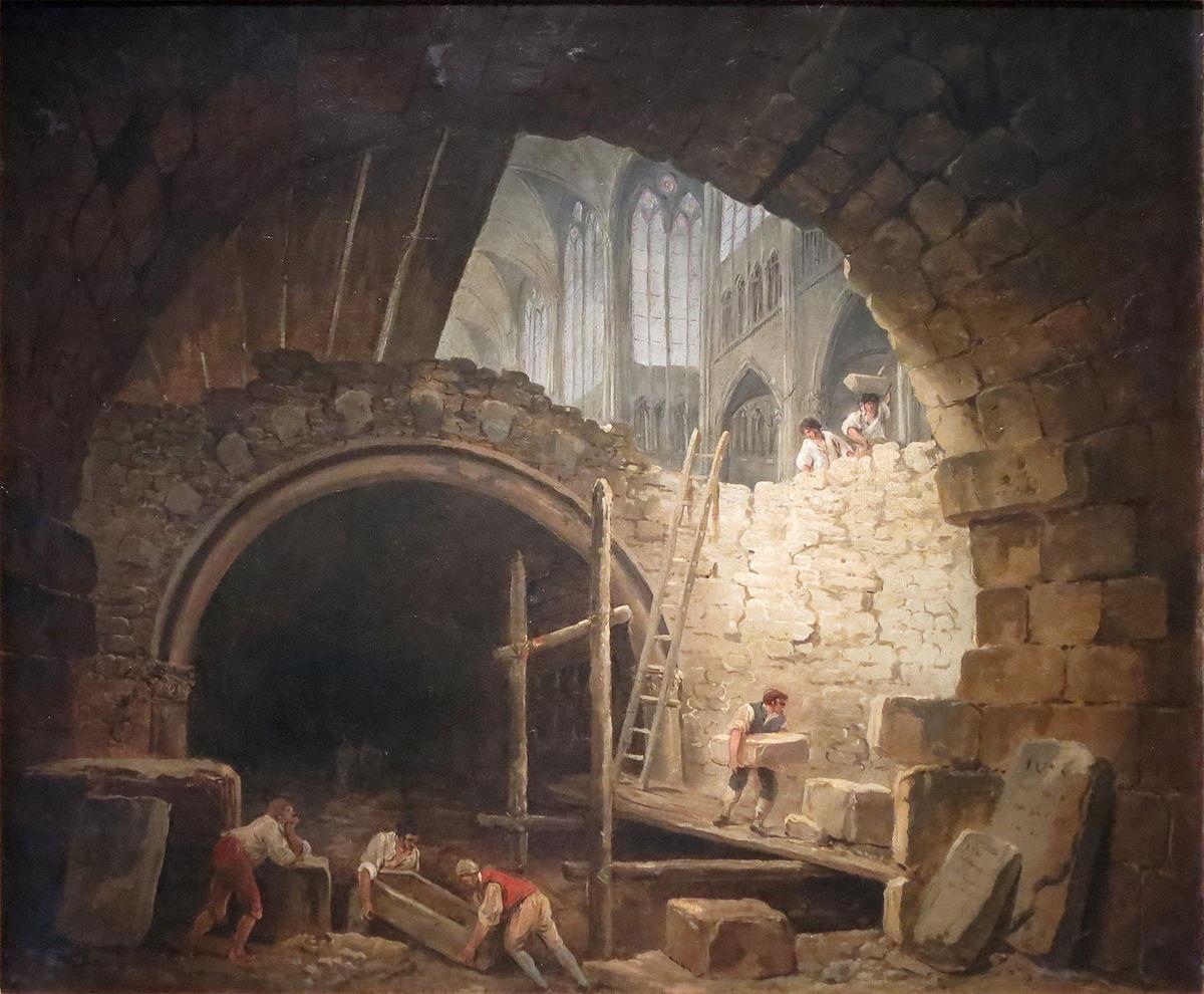 Profanation des tombes de la basilique SaintDenis  Wikipdia
