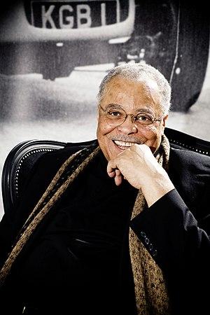 James Earl Jones in 2010.