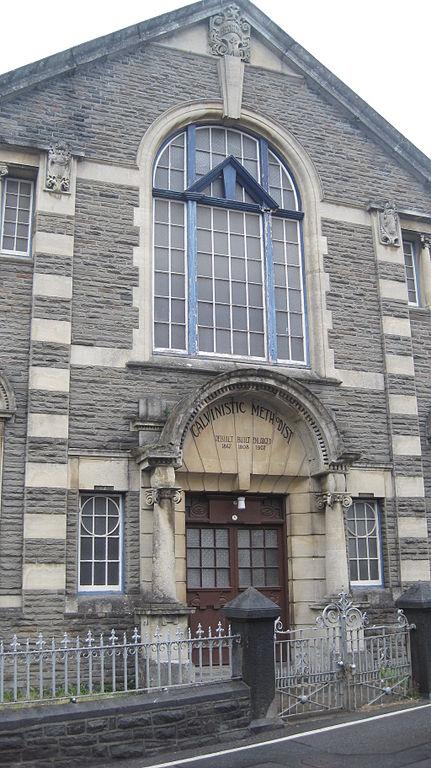 File:Llanwrtyd Wells. Powys. Wales - 01 Capel y Methodistiaid.JPG - Wikimedia Commons