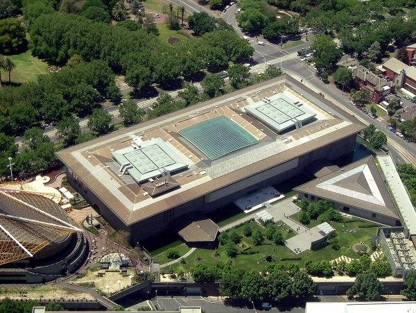 National Gallery of Victoria Australia