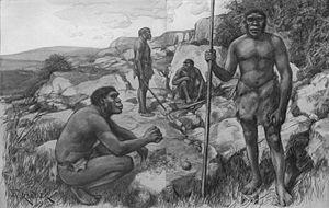 Reconstruction of Rhodesian Men