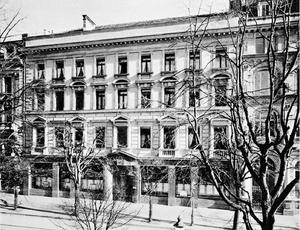 English: Original Zurich branch of the Swiss B...