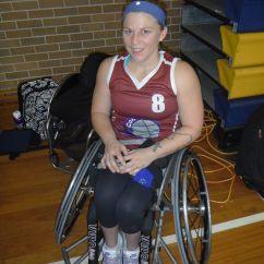 Wheelchair Up Stairs Hanging Chair The Warehouse Shelley Cronau - Wikipedia