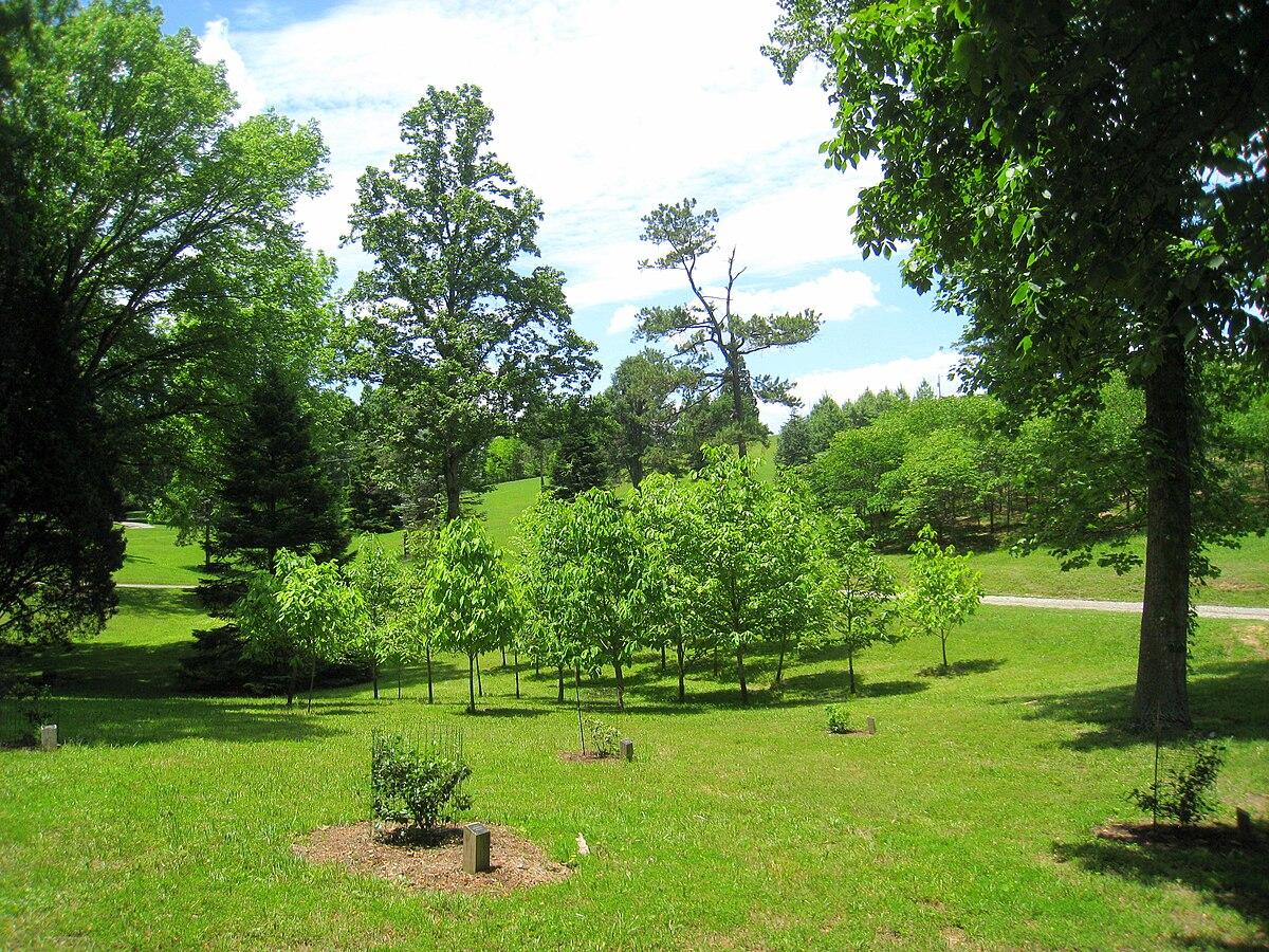 University Of Tennessee Arboretum Wikipedia