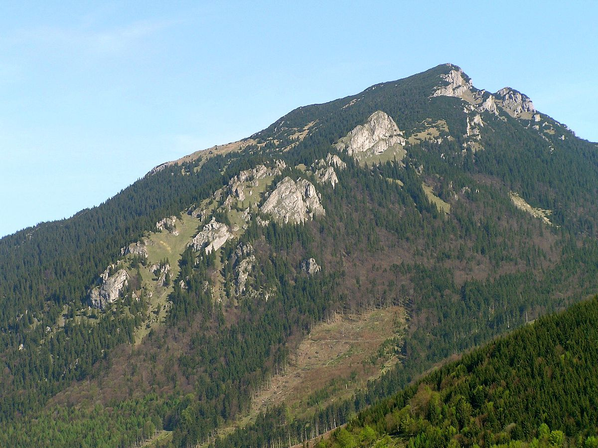 Choč Mountains Wikipedia